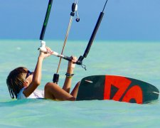 Kite Surfing Course in Jambiani