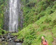 Materuni Waterfall and Materuni Village